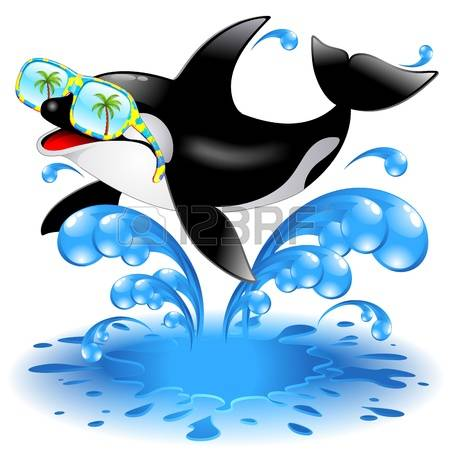 1,408 Killer Whale Cliparts, Stock Vector And Royalty Free Killer.