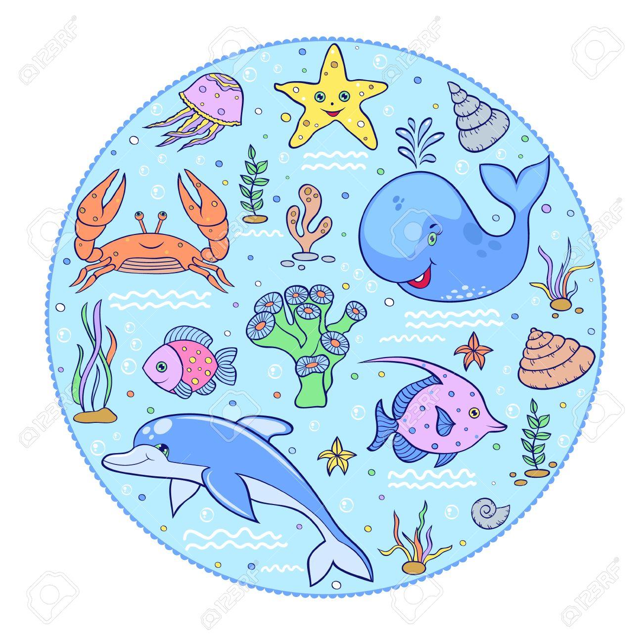 La balena clipart #7
