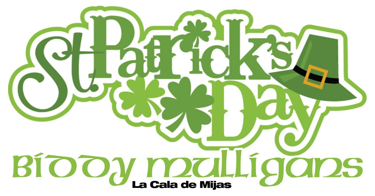 St Patrick's Day at Biddy Mulligan's. The Best Irish Pub on Mijas.
