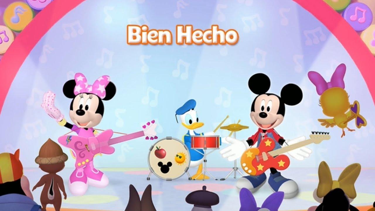 La casa de Mickey Mouse: ¡El concierto de Rock!.