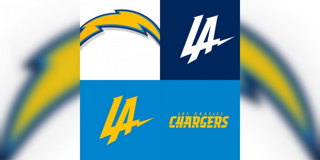 LA Chargers Adjust Logo For Third Time In Response To.