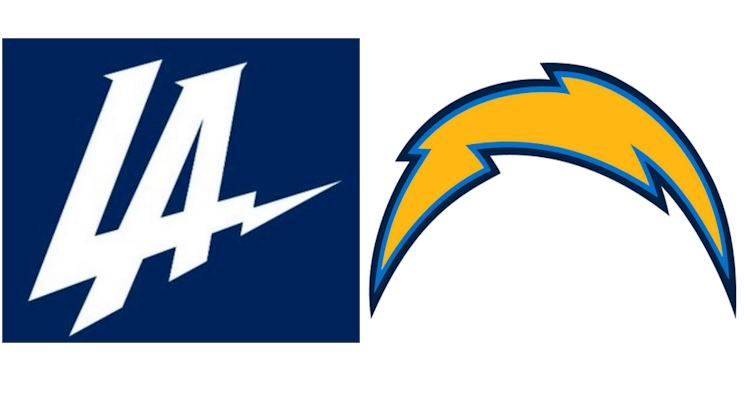 L.A. Chargers Logo and the History Behind the Team.