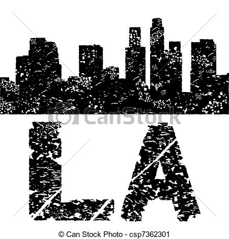 Los angeles Clipart and Stock Illustrations. 1,384 Los angeles.