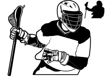 Best Lacrosse Clipart #8880.