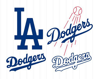 Los angeles dodgers clipart » Clipart Station.