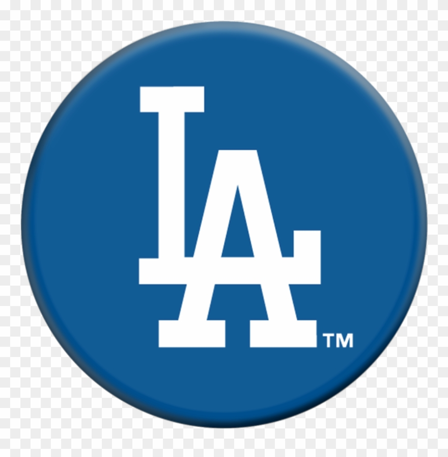 La Dodgers Popsockets Grip.