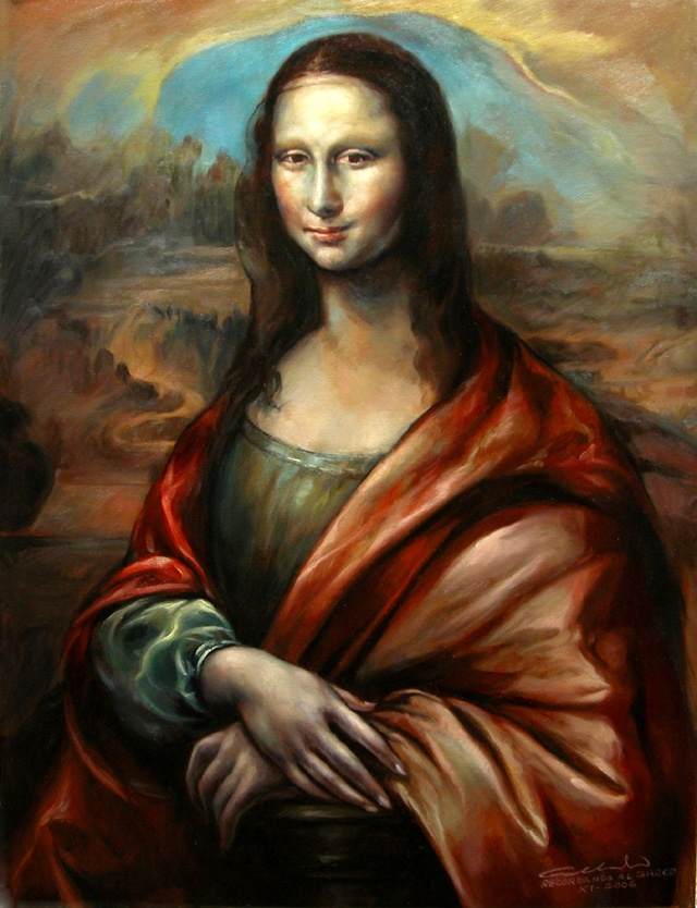 1000+ images about Mona Lisa 1 on Pinterest.