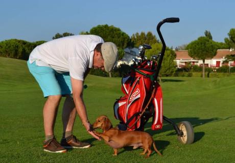 Golf International De La Grande Motte.