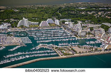 "Stock Photo of ""Marina of La Grande."