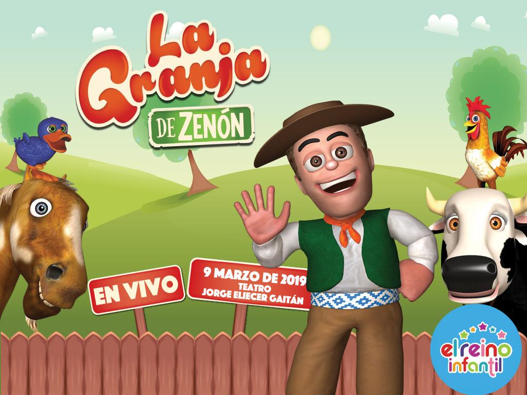 La Granja De Zenón Wallpapers.