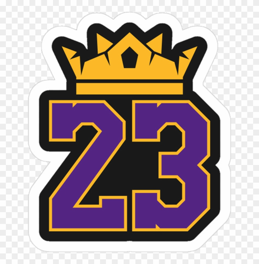 Lebron James Svg File, La Lakers Svg File, Nba Lebron.