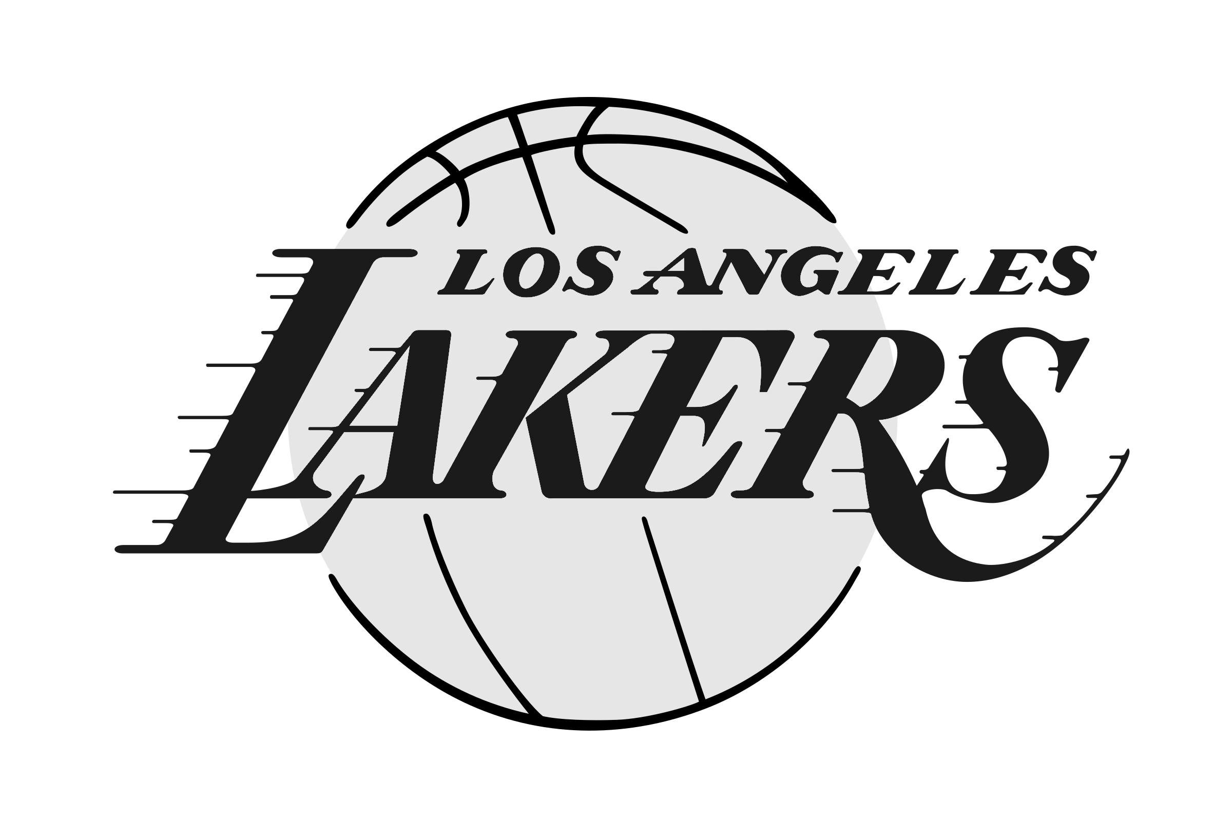 Los Angeles Lakers Logo PNG Transparent & SVG Vector.