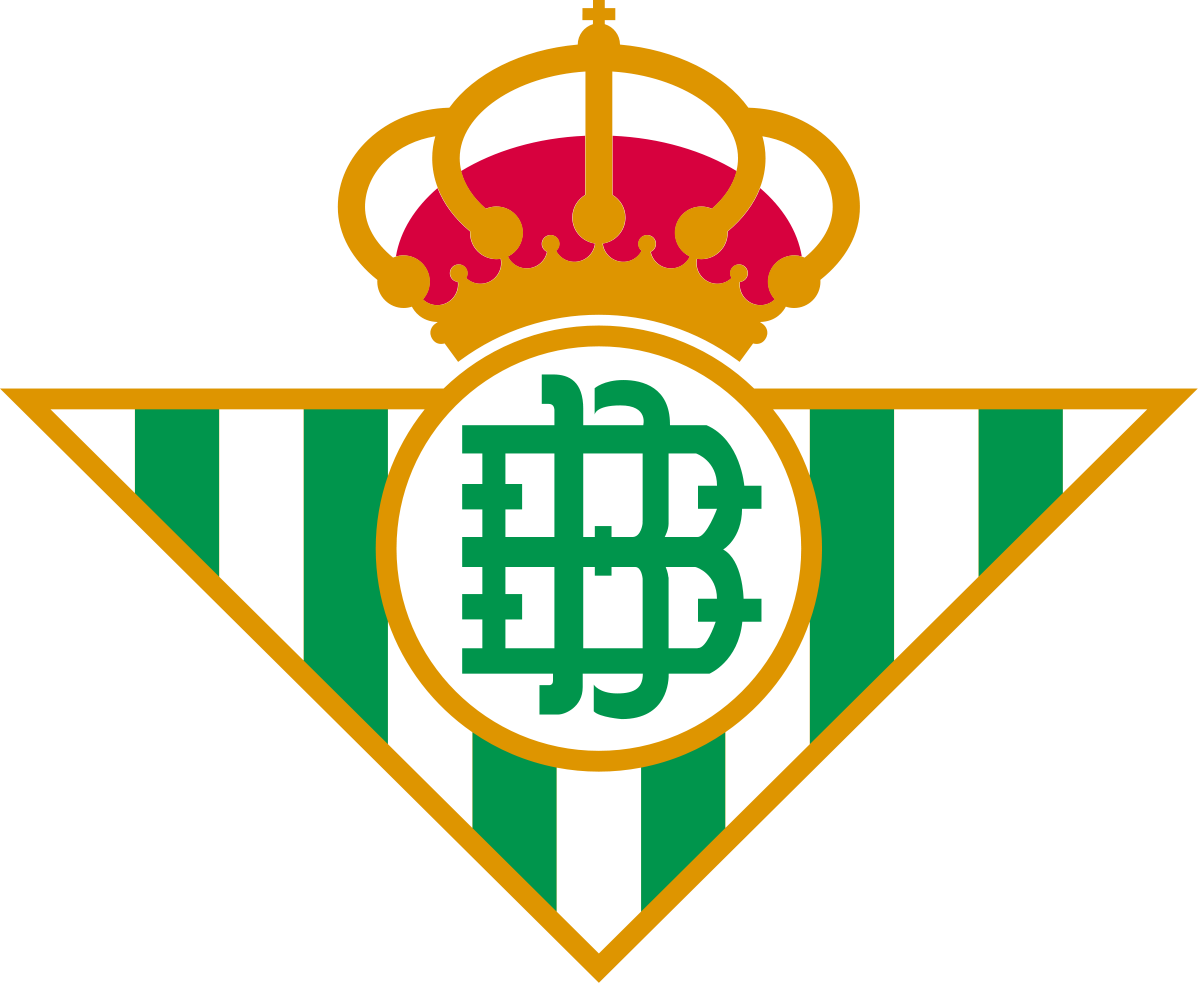 Real Betis Logo La Liga (Spain).