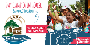 DAY CAMP OPEN HOUSE: Camp La Llanada Tickets, Sat, Apr 23, 2016 at.