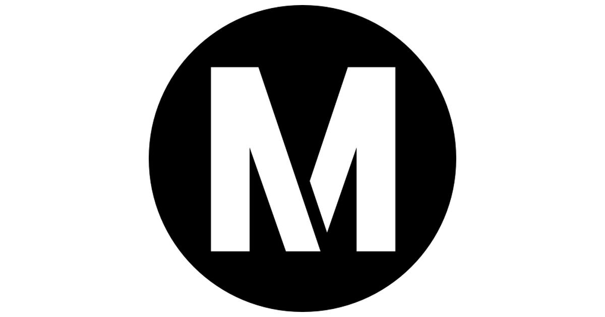 Los Angeles metro logo.