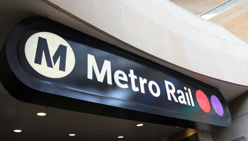 Want To Ride The Pink Line Or The Q Line? LA Metro Is.