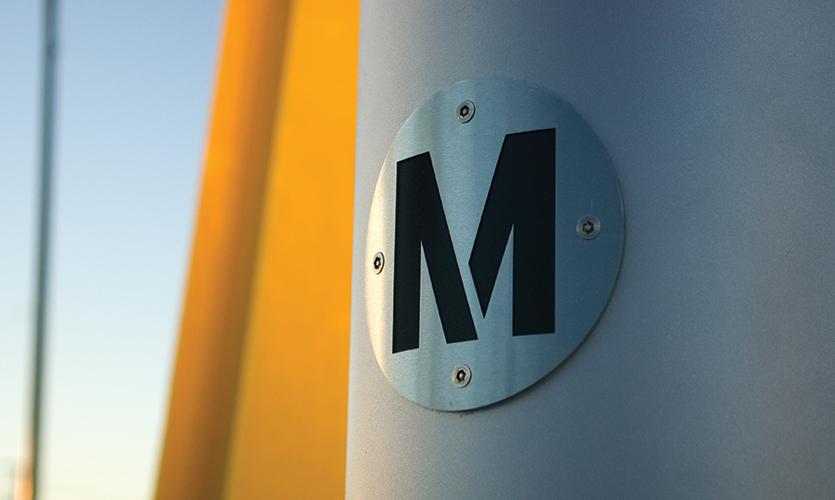 Los Angeles Metro.