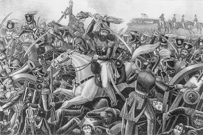 battle of Resaca de la Palma.