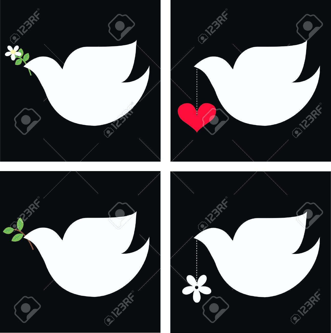 Peace Dove Royalty Free Cliparts, Vectors, And Stock Illustration.