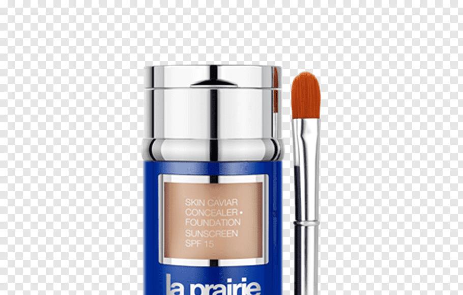 La Prairie Skin Caviar Concealer Foundation Cosmetics.