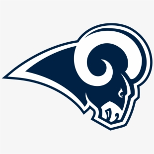 Los Angeles Rams Logo [st.