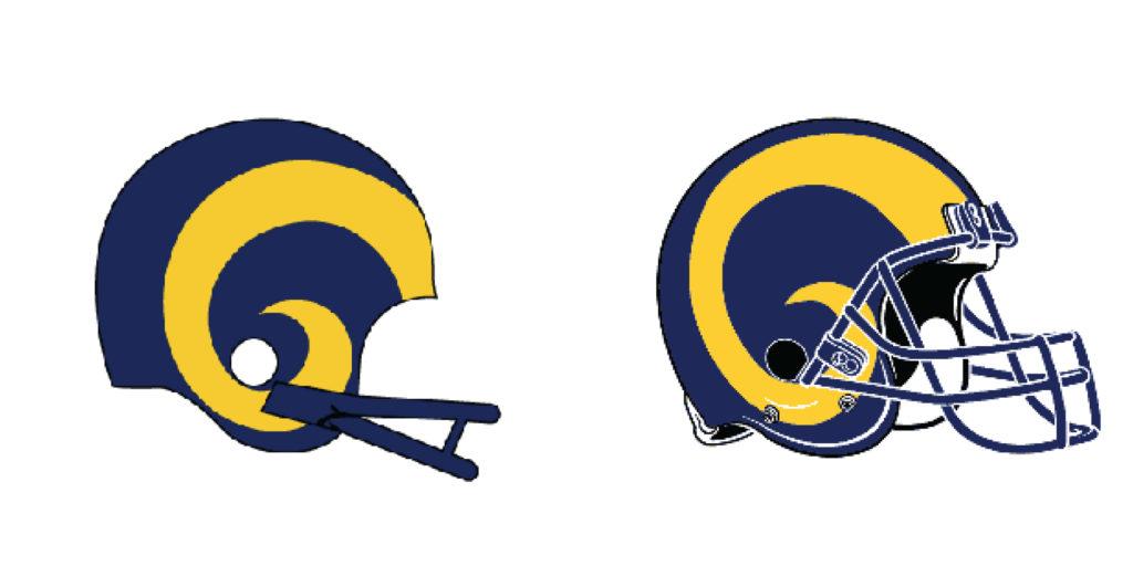 Super Bowl Rams: Evolution of the Brand.