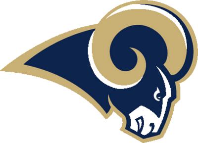 Los Angeles Rams Logo.