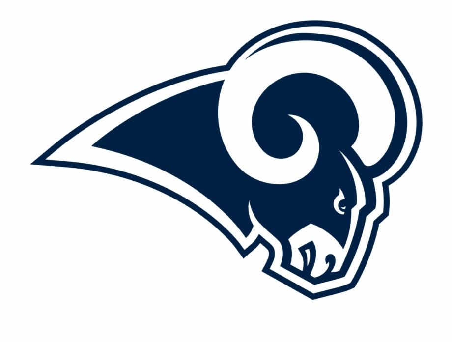 St Louis Rams Logo Dxf.