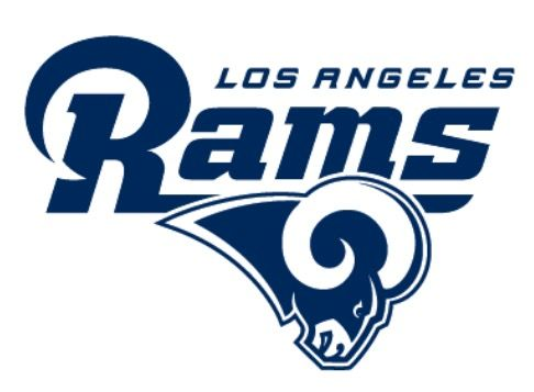 Los Angeles Rams logo (2017.