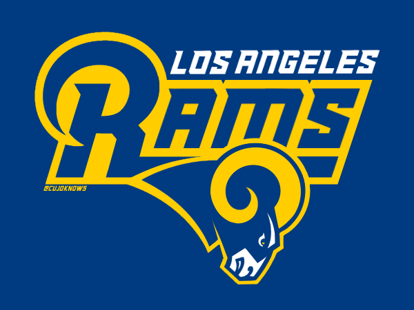 Los Angeles Rams Stadium (Design Your Own Seats Version.
