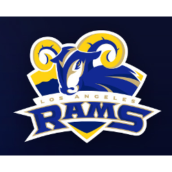 Los Angeles Rams Concept Logo.