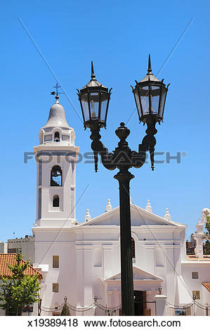 Pictures of Nuestra Senora del Pilar Church, La Recoleta.