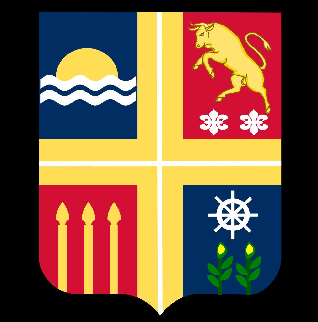 File:Escudo de la Provincia La Romana.svg.