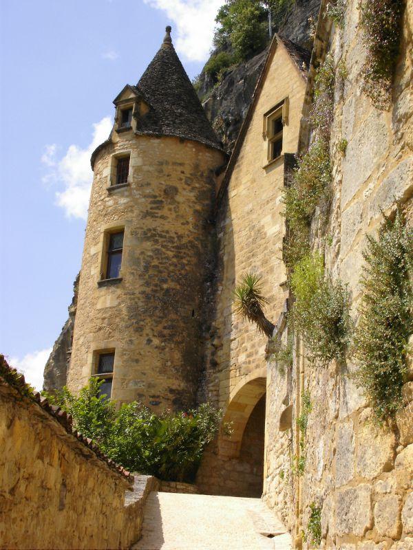 La Roque Gageac.