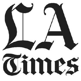 Los Angeles Times Data Desk · GitHub.