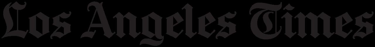 File:Los Angeles Times logo.svg.