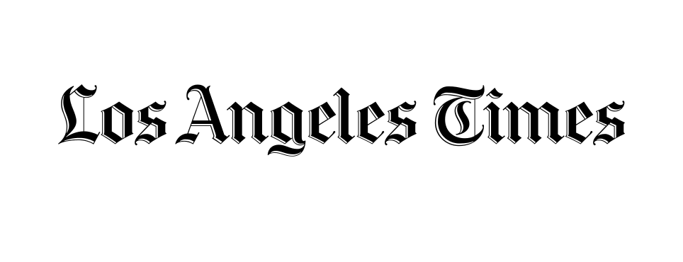 LA Times Features Candidate Television Tracker.