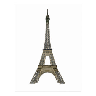 La Tour Eiffel Postcards.