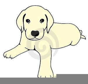 Free Lab Dog Clipart.