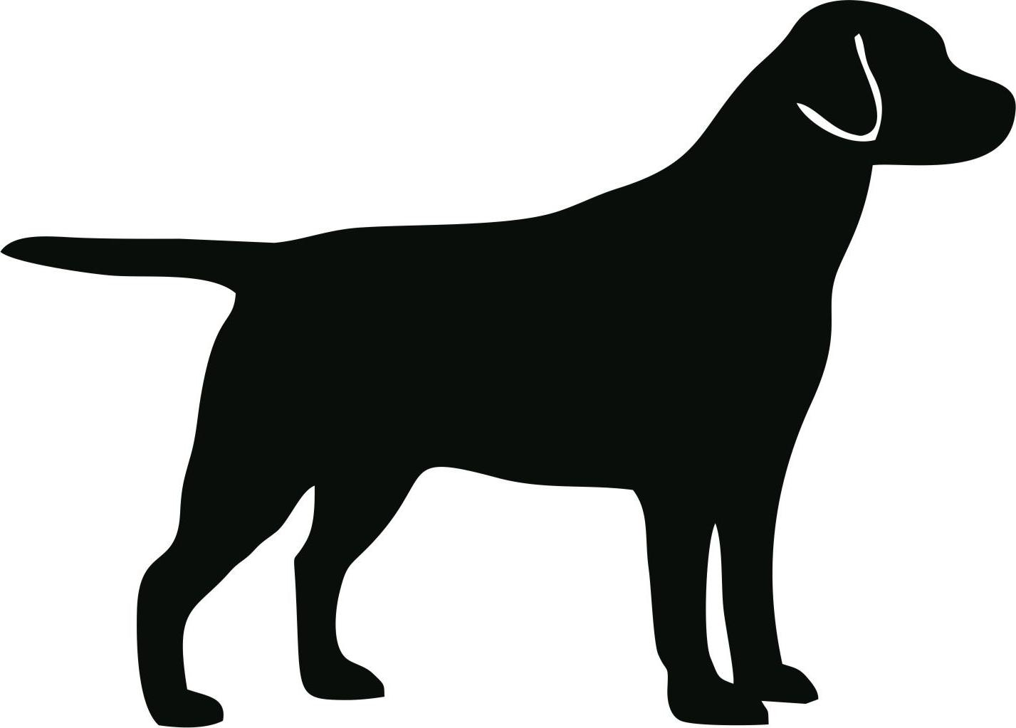 Lab dog clipart 4 » Clipart Station.