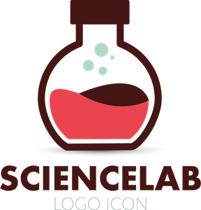 Science lab Logo Vector (.EPS) Free Download.