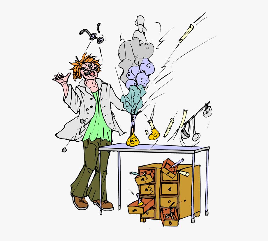Laboratory Clipart Science Procedure.