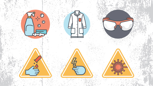 Lab Safety Rules and Guidelines.