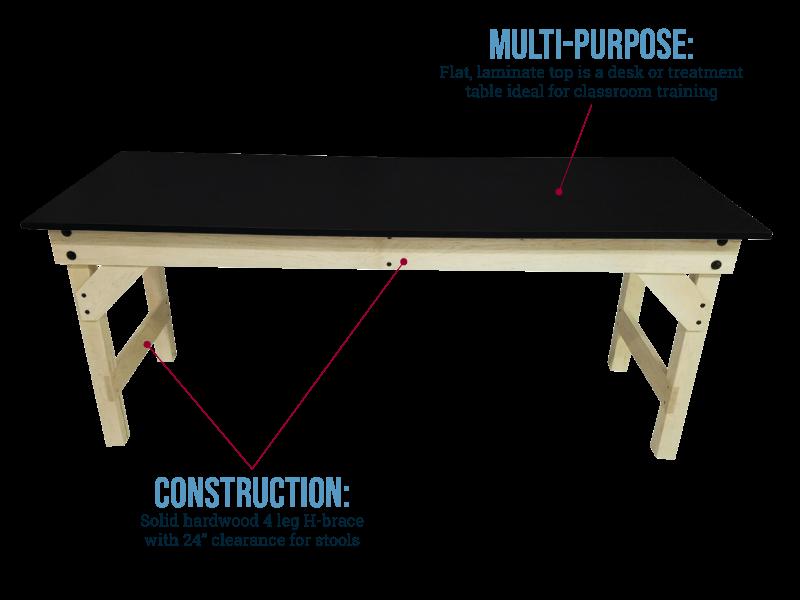 Combination Lab Table/Desk.
