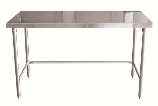 Stainless Steel Tables With Flat Top Wor #88995.