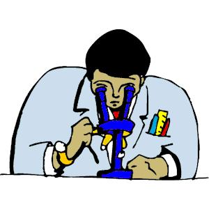 Lab Technician clipart, cliparts of Lab Technician free.