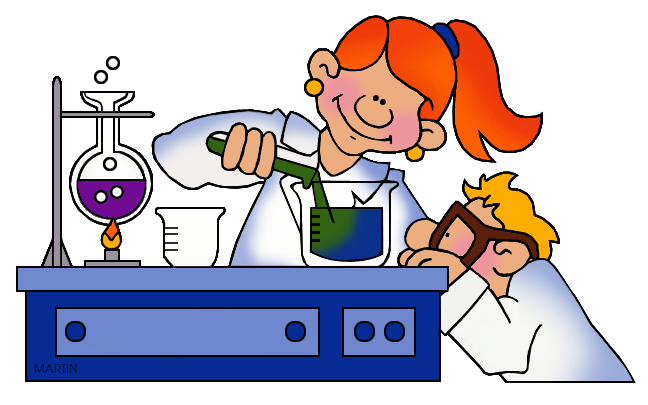 Science Clip Art by Phillip Martin, Labwork.