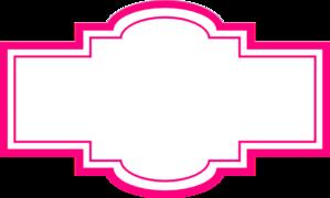 Decorative Label Clipart.