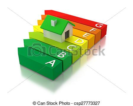 Clip Art of Energy Consumption Labelling.