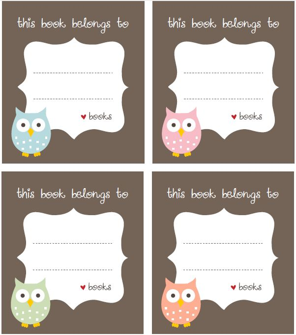 17 Best images about Print Your Own Labels on Pinterest.